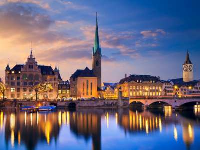 Image 3 | Impressive Zurich 4* Hotel with more than 345 Guest Rooms, Spa and Restaurant along with other Luxury Facilities 210463