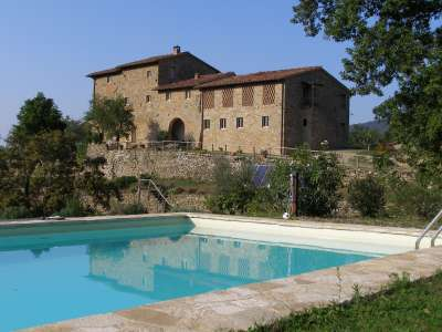 Image 2 | 8 bedroom house for sale with 10 hectares of land, Chianti Classico, Pelago, Florence, Chianti 211187