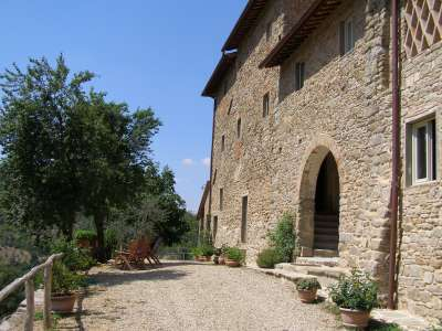 Image 23 | 8 bedroom house for sale with 10 hectares of land, Chianti Classico, Pelago, Florence, Chianti 211187