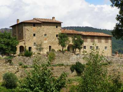 Image 25 | 8 bedroom house for sale with 10 hectares of land, Chianti Classico, Pelago, Florence, Chianti 211187