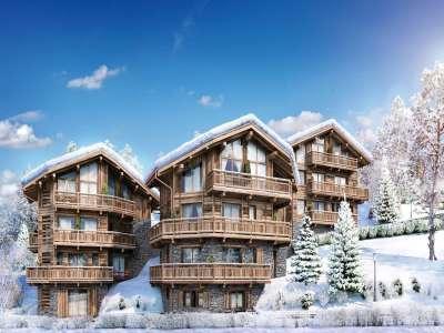 Image 1 | 5 bedroom ski chalet for sale, Courchevel, Savoie , Three Valleys Ski 211285