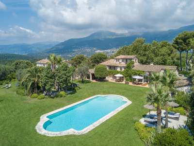 Image 1 | 9 bedroom villa for sale with 1.27 hectares of land, Les Hauts de St. Paul, Saint Paul de Vence, Alpes-Maritimes 6, French Riviera 211404