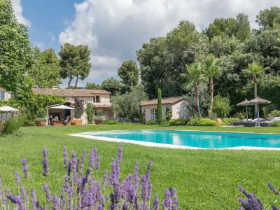 Image 13 | 9 bedroom villa for sale with 1.27 hectares of land, Les Hauts de St. Paul, Saint Paul de Vence, Alpes-Maritimes 6, French Riviera 211404