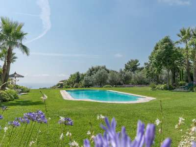 Image 14 | 9 bedroom villa for sale with 1.27 hectares of land, Les Hauts de St. Paul, Saint Paul de Vence, Alpes-Maritimes 6, French Riviera 211404