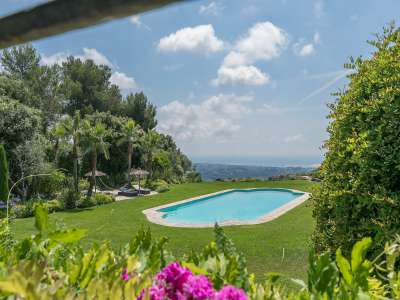 Image 15 | 9 bedroom villa for sale with 1.27 hectares of land, Les Hauts de St. Paul, Saint Paul de Vence, Alpes-Maritimes 6, French Riviera 211404