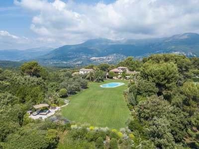 Image 17 | 9 bedroom villa for sale with 1.27 hectares of land, Les Hauts de St. Paul, Saint Paul de Vence, Alpes-Maritimes 6, French Riviera 211404