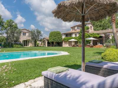 Image 2 | 9 bedroom villa for sale with 1.27 hectares of land, Les Hauts de St. Paul, Saint Paul de Vence, Alpes-Maritimes 6, French Riviera 211404