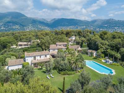 Image 20 | 9 bedroom villa for sale with 1.27 hectares of land, Les Hauts de St. Paul, Saint Paul de Vence, Alpes-Maritimes 6, French Riviera 211404