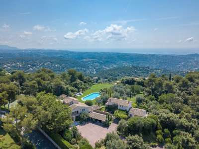 Image 22 | 9 bedroom villa for sale with 1.27 hectares of land, Les Hauts de St. Paul, Saint Paul de Vence, Alpes-Maritimes 6, French Riviera 211404