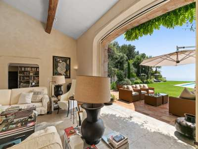 Image 6 | 9 bedroom villa for sale with 1.27 hectares of land, Les Hauts de St. Paul, Saint Paul de Vence, Alpes-Maritimes 6, French Riviera 211404