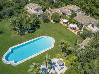Image 9 | 9 bedroom villa for sale with 1.27 hectares of land, Les Hauts de St. Paul, Saint Paul de Vence, Alpes-Maritimes 6, French Riviera 211404