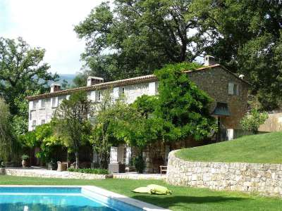 Image 10 | 5 bedroom farmhouse for sale with 0.9 hectares of land, Chateauneuf, Grasse, French Riviera 211440