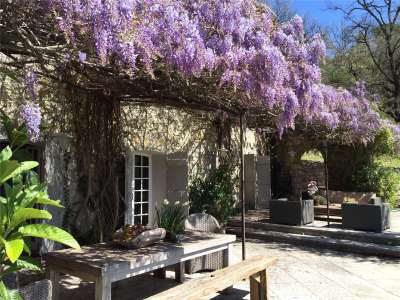 Image 2 | 5 bedroom farmhouse for sale with 0.9 hectares of land, Chateauneuf, Grasse, French Riviera 211440