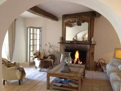 Image 4 | 5 bedroom farmhouse for sale with 0.9 hectares of land, Chateauneuf, Grasse, French Riviera 211440