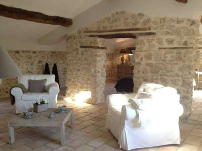 Image 6 | 5 bedroom farmhouse for sale with 0.9 hectares of land, Chateauneuf, Grasse, French Riviera 211440