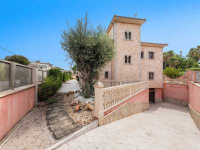 Image 3 | 5 bedroom villa for sale with 1,102m2 of land, Can Picafort, Alcudia, Northern Mallorca, Mallorca 211474
