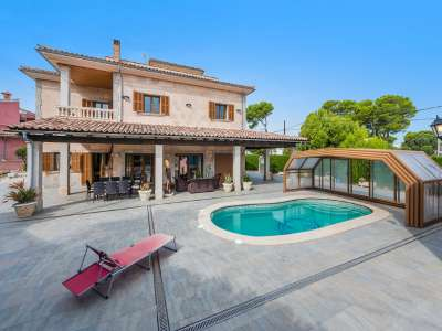 Image 9 | 5 bedroom villa for sale with 1,102m2 of land, Can Picafort, Alcudia, Northern Mallorca, Mallorca 211474