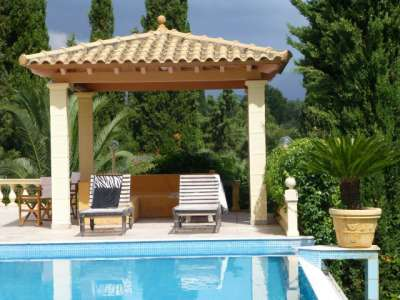 Image 1 | 4 bedroom villa for sale with 0.6 hectares of land, Gouvia, Corfu, Ionian Islands 212227