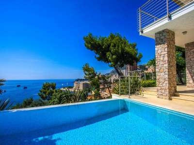 Image 2 | 3 bedroom villa for sale with 1,000m2 of land, Roquebrune Cap Martin, French Riviera 212451