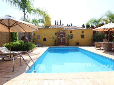 Image 2 | 10 bedroom villa for sale with 3.44 hectares of land, Sao Bras de Alportel, Central Algarve, Algarve 212471