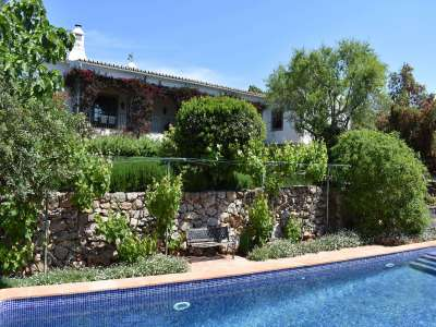 Image 5 | 4 bedroom villa for sale with 0.5 hectares of land, Sao Clemente, Central Algarve, Algarve 212486