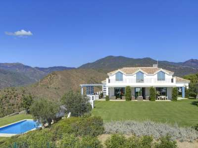 Image 1   5 bedroom villa for sale with 0.7 hectares of land, Monte Mayor Golf Resort, Marbella, Malaga Costa del Sol, Andalucia 212682