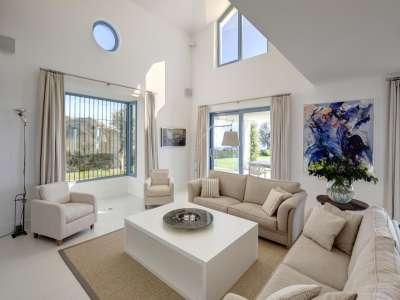 Image 11   5 bedroom villa for sale with 0.7 hectares of land, Monte Mayor Golf Resort, Marbella, Malaga Costa del Sol, Andalucia 212682