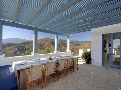 Image 3   5 bedroom villa for sale with 0.7 hectares of land, Monte Mayor Golf Resort, Marbella, Malaga Costa del Sol, Andalucia 212682