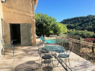 Image 3   12 bedroom farmhouse for sale with 3 hectares of land, Apt, Vaucluse , Luberon 212893