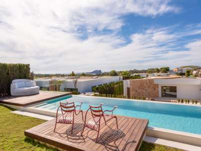Image 16 | 5 bedroom villa for sale with 1,055m2 of land, Cala Comte, South Western Ibiza, Ibiza 213344