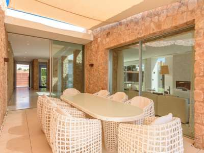 Image 21 | 5 bedroom villa for sale with 1,055m2 of land, Cala Comte, South Western Ibiza, Ibiza 213344