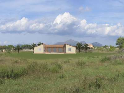 Image 1 | Plot of land for sale with 2.1 hectares of land, Muro, Central Mallorca, Mallorca 213406