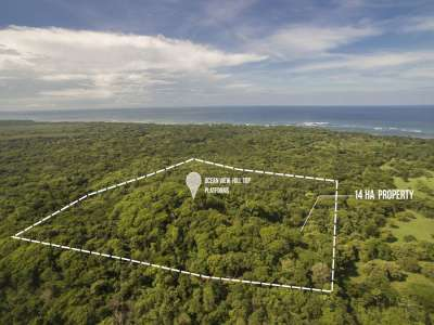 Image 6 | Plot of land for sale with 14 hectares of land, Playa Negra, Guanacaste 214635