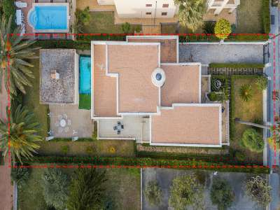 Image 8 | 4 bedroom villa for sale with 623m2 of land, Puerto Alcudia, Alcudia, Northern Mallorca, Mallorca 214853