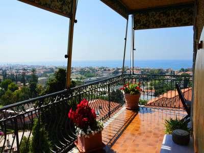 Image 1 | 3 bedroom penthouse for sale, Bordighera, Imperia, Liguria 214985