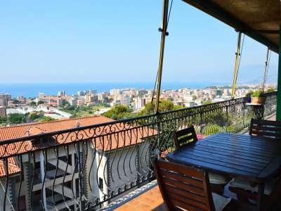 Image 2 | 3 bedroom penthouse for sale, Bordighera, Imperia, Liguria 214985