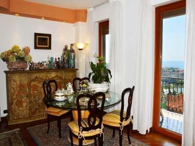 Image 4 | 3 bedroom penthouse for sale, Bordighera, Imperia, Liguria 214985
