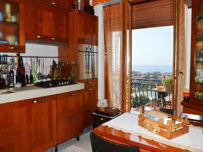 Image 5 | 3 bedroom penthouse for sale, Bordighera, Imperia, Liguria 214985