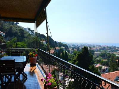 Image 7 | 3 bedroom penthouse for sale, Bordighera, Imperia, Liguria 214985