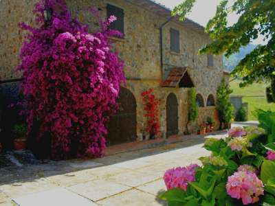 Image 1   15 bedroom villa for sale with 0.81 hectares of land, Montaione, Florence, Chianti 215076