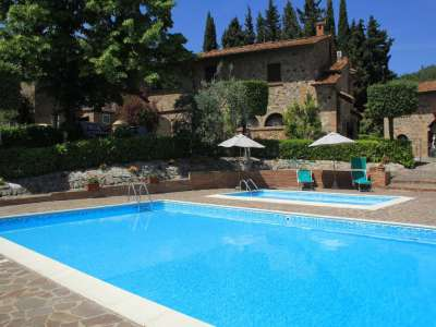 Image 2   15 bedroom villa for sale with 0.81 hectares of land, Montaione, Florence, Chianti 215076