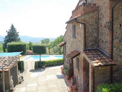 Image 5   15 bedroom villa for sale with 0.81 hectares of land, Montaione, Florence, Chianti 215076