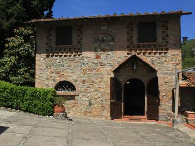 Image 2 | 6 bedroom villa for sale with 0.73 hectares of land, Montaione, Florence, Chianti 215077