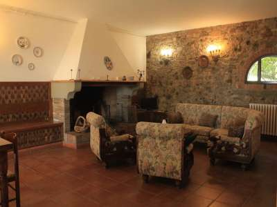 Image 4 | 6 bedroom villa for sale with 0.73 hectares of land, Montaione, Florence, Chianti 215077
