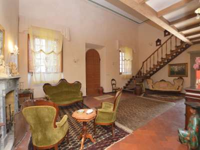 Image 4 | 7 bedroom villa for sale with 3 hectares of land, Lucca, Tuscany 215293