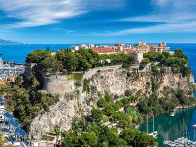 Image 1 | 1 bedroom apartment for sale, Palace Square, Monaco-Ville, French Riviera 215298