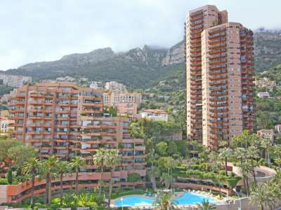 Image 1 | 3 bedroom apartment for rent, Carre d'Or Golden Square, Monte Carlo, French Riviera 215325