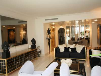 Image 1 | 3 bedroom apartment for rent, Carre d'Or Golden Square, Monte Carlo, French Riviera 215327