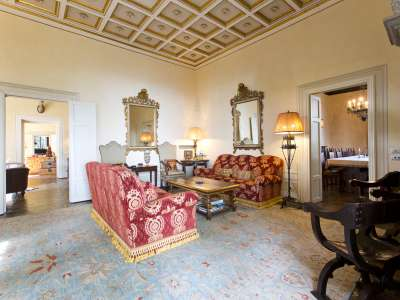 Image 10 | 6 bedroom villa for sale with 14.5 hectares of land, Florence, Chianti 215385