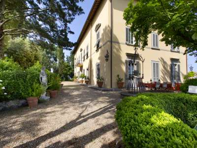 Image 27 | 6 bedroom villa for sale with 14.5 hectares of land, Florence, Chianti 215385